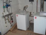 Все виды работ по отоплению, водоснабжению и канализации
