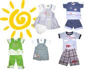 Оптово-розничный интернет магазин одежды для детей