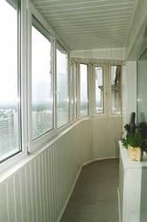 откосы,  отделка лоджий и балконов