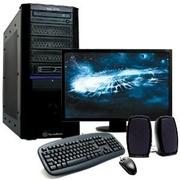 Мощный компьютер для игр и работы с графикой