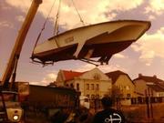 Продаем катер на подводных крыльях