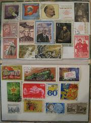 Почтовые марки продам (оцените)