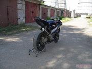 Honda CBR 929 RR Титановый гоночный выхлоп и тюнинг (Наб Челны.)