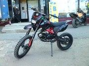 Продам мотоцикл TTR125