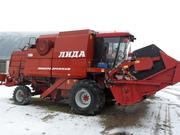Зерноуборочный комбайн Лида-1300 Лидагропроммаш