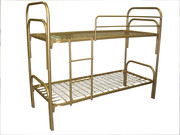 Кровати одноярусные и двухъярусные,  кровати для больницы,  кровати опт