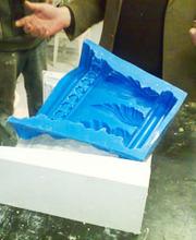 Силикон для форм,  Super Mold,  полиуретан формовочный Polytek