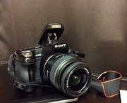 фотоаппарат Sony Alpha 450