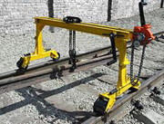 Оборудование железнодорожное