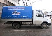 Тент на Газель с рекламой в Волгограде