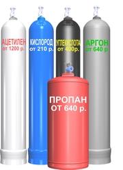 Технические газы (г. Волгоград)