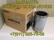 Гильза DV11 65.03101-6074G поршневая Daewoo Novus,  Ultra