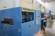 Экструзионная линия б/у по производству ПВХ-подоконника 717мм