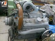Двигатель шасси автокрана KATO NK-1200