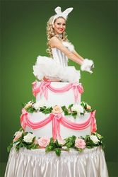 Танец из торта в Волгограде
