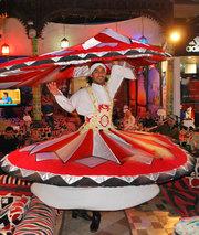 Танура шоу в Волгограде