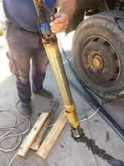 Бурение и ремонт скважин на воду.