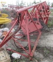 Стрела крана башенного КБ-403