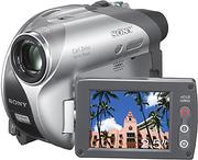 Видеокамера SONY DCR-DVD105E